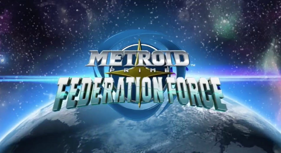 Metroid Prime: Federation Force Arriving August 19th