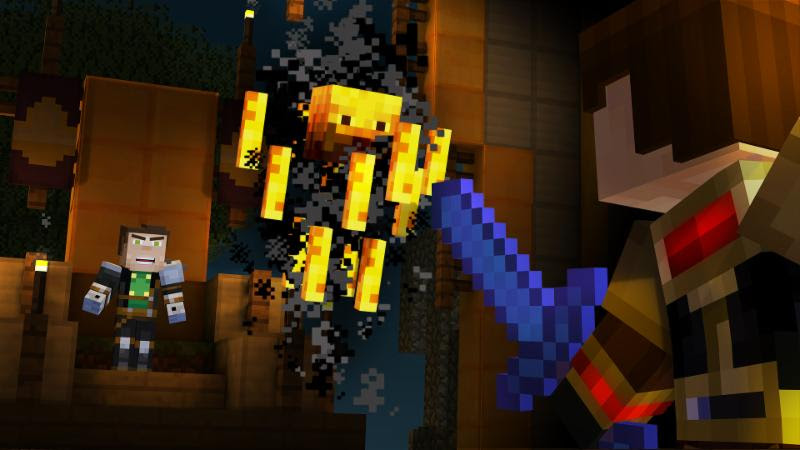 Minecraft: Story Mode Episode 5 Release Date; Post-Season Content Announced