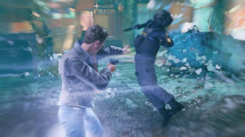Quantum Break Releases Today