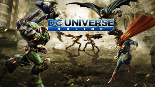 DC Universe Online Now Available For Xbox One