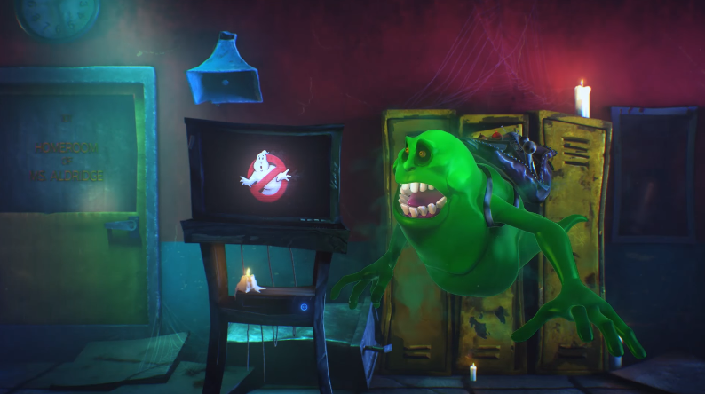 New Xbox One Game Announced : Update ghostbusters video game announced for xbox one
