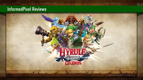 Review: Hyrule Warriors Legends
