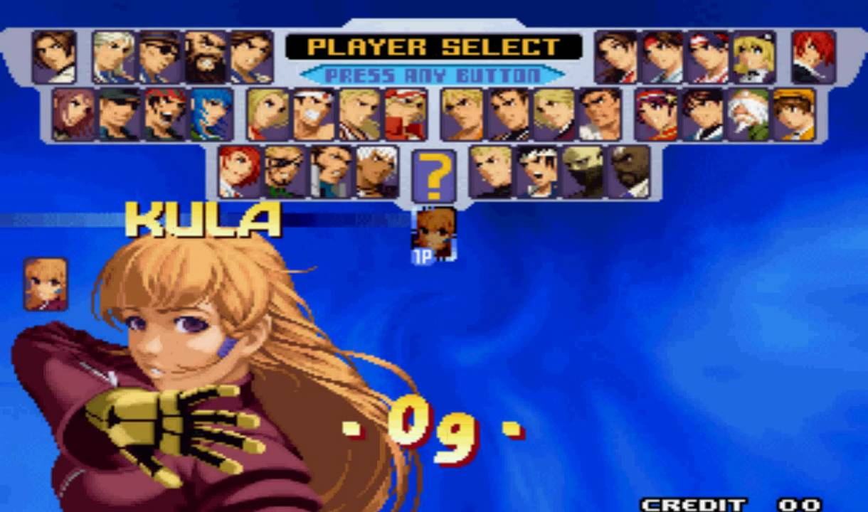 The King Of Fighters 2000 Coming To PS4 On May 3rd