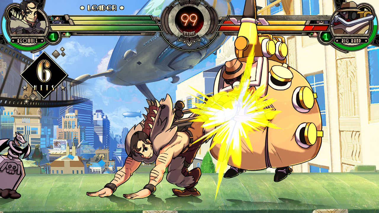 Skullgirls 2nd Encore Released on Playstation Vita Today
