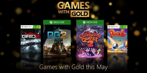 Xbox Live's Games With Gold – May 2016