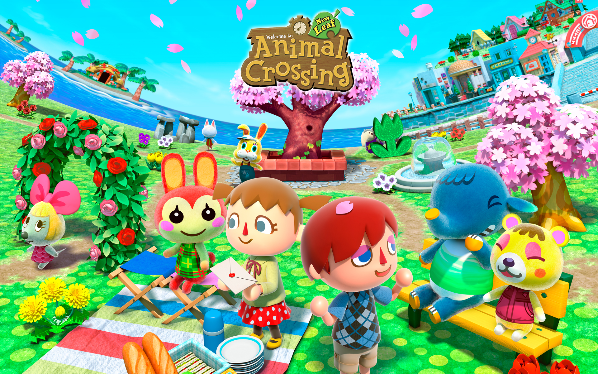 Fire Emblem and Animal Crossing Mobile Apps Announced