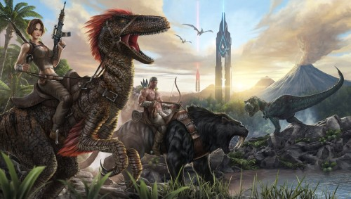ARK: Survival Evolved Announced For Nintendo Switch