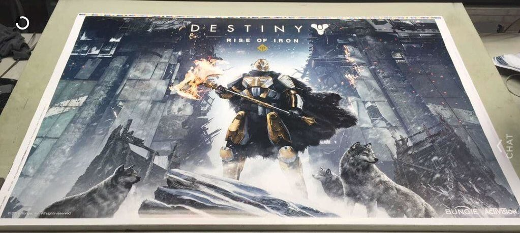 Destiny's Next Expansion 'Rise of Iron' Leaked