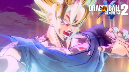 Dragon Ball Xenoverse 2 Announced for Xbox One, PS4, PC.