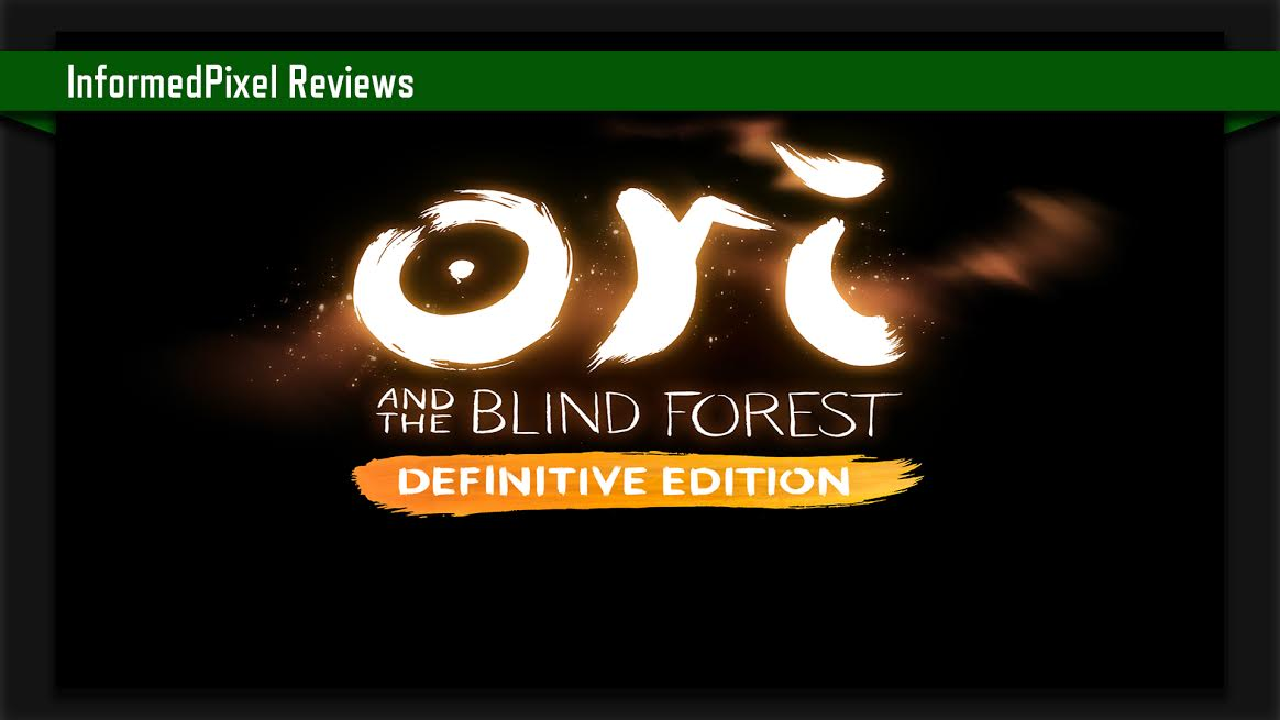 Review: Ori and The Blind Forest: Definitive Edition