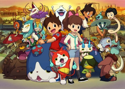 YO-KAI WATCH 2 Announced For Nintendo 3DS