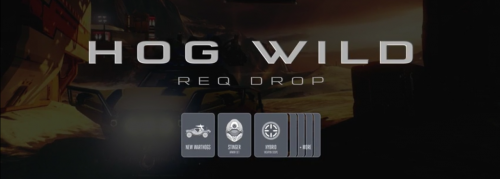 "Halo 5's Next Free DLC Pack, ""Hog Wild"" Released"