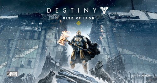 Destiny: Rise of Iron Reveal Trailer
