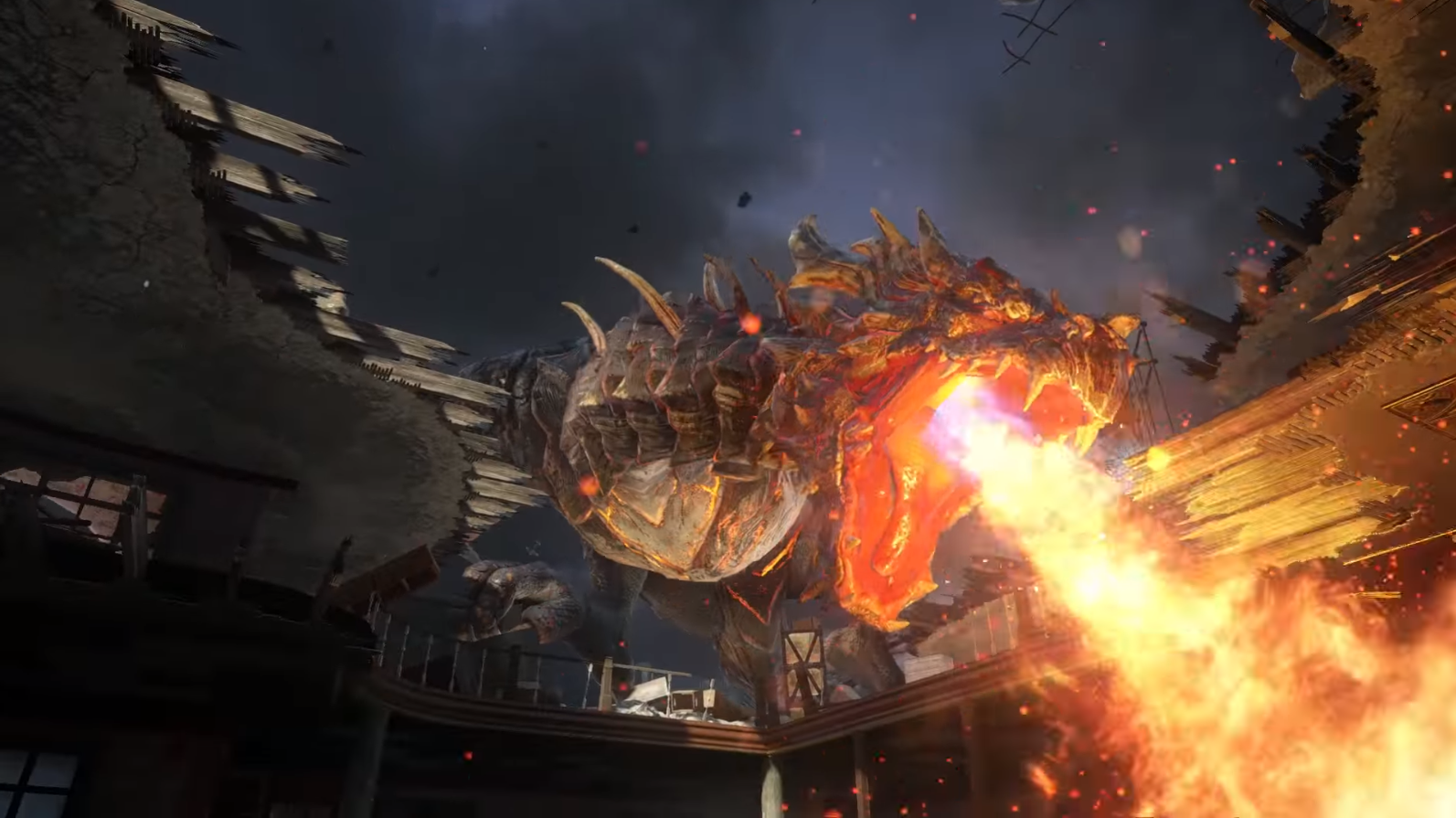 'Call of Duty: Black Ops 3' Descent DLC Features… Dragons?