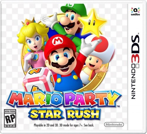 Mario Party: Star Rush Announced for Nintendo 3DS
