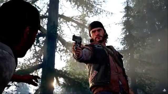 Days Gone Live Gameplay At E3