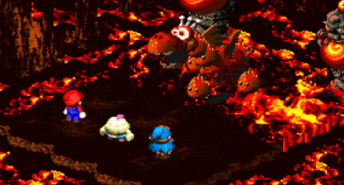 Super Mario RPG Heading To Wii U Virtual Console Tomorrow