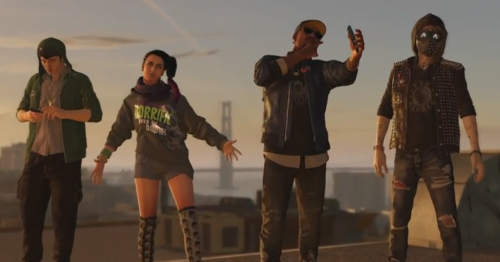 Watch Dogs 2 And A Watch Dogs Film Shown Off