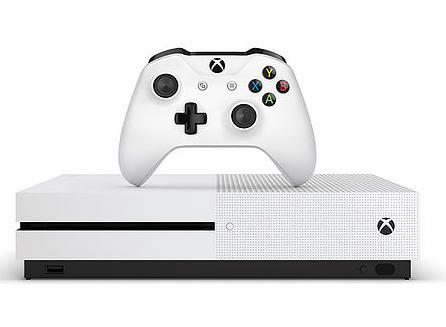 Xbox One S Potentially Leaked