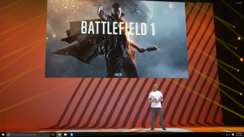 Battlefield 1 Shown at E3