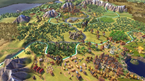 Get the Civilization VI lowdown from Sean Bean