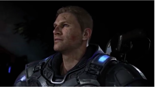 Gears of War 4 and Xbox Play Anywhere
