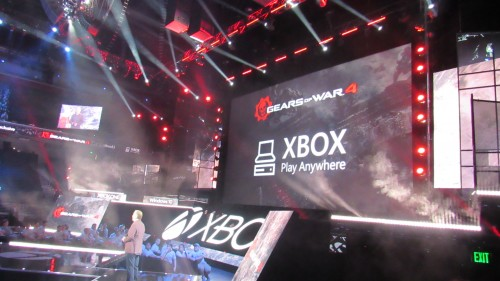 Xbox Play Anywhere Goes Live September 13th