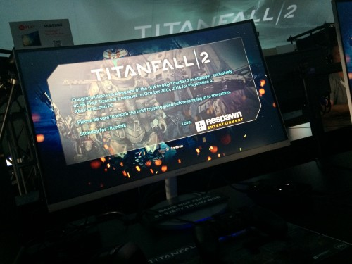 Two Titanfall 2 Open Multiplayer Technical Tests Launching In August