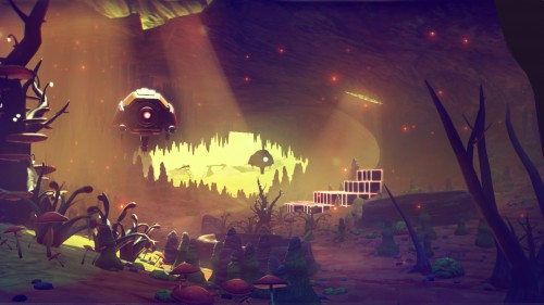 Exploration Shown In New No Man's Sky Trailer