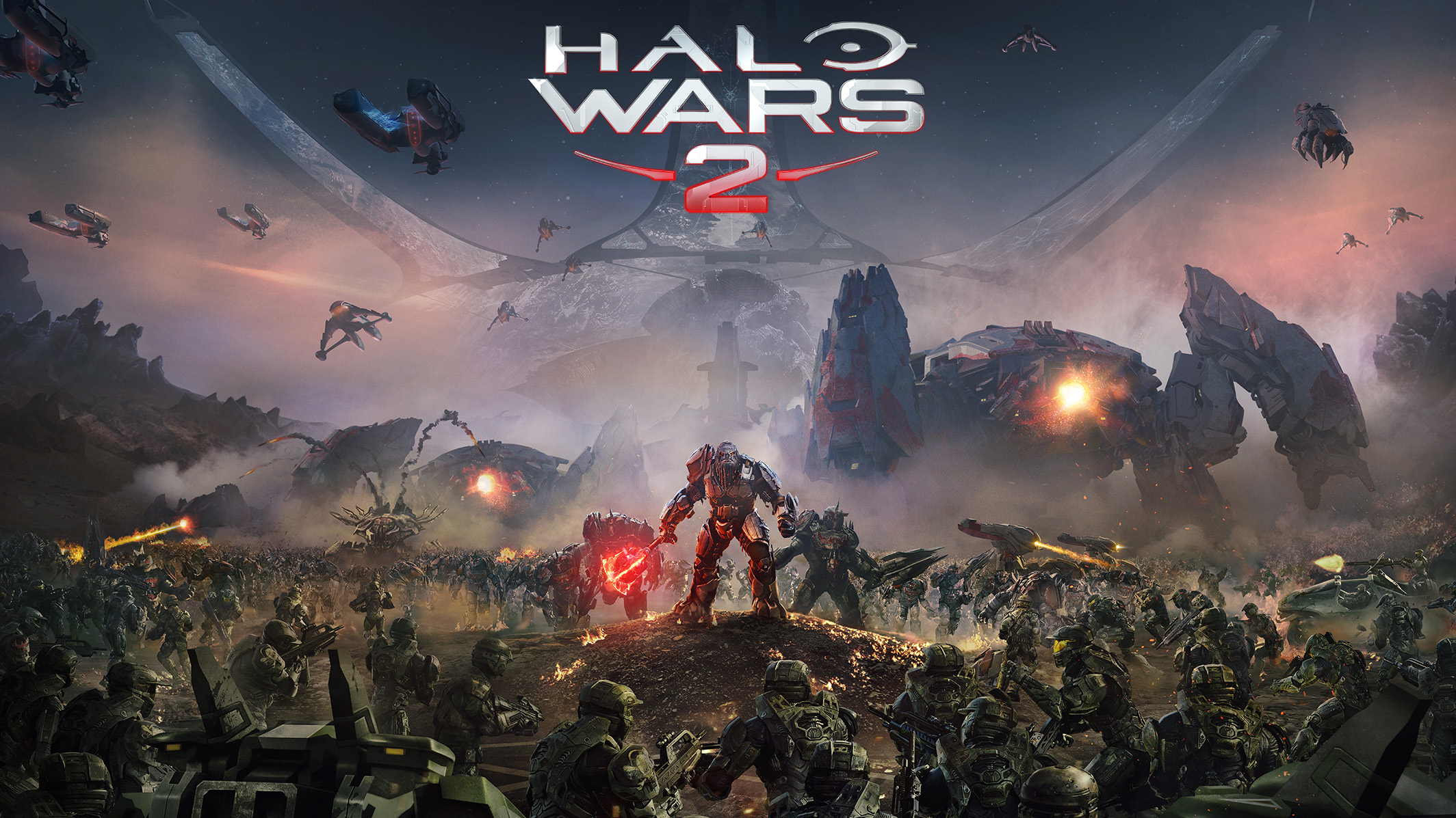 Halo Wars 2 Open Beta Now Live; Tutorial Video Released