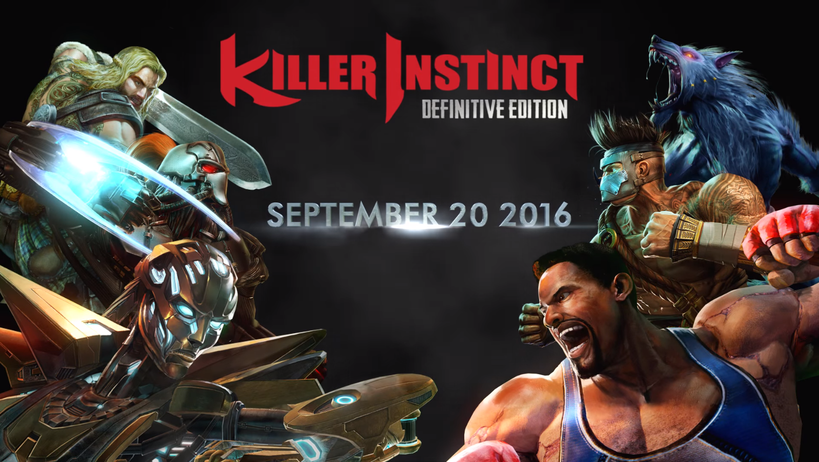 Killer Instinct: Definitive Edition Announced