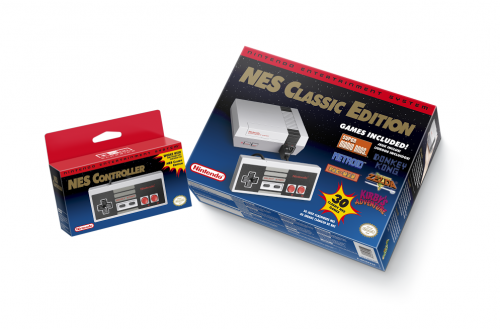Xbox One & PS4 Outsold By… The NES Classic Edition?