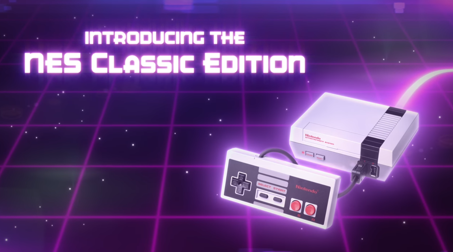 NES Classic Edition Now Discountinued
