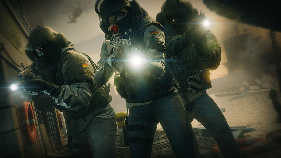 Rainbow Six: Siege Is Free On Xbox One This Weekend