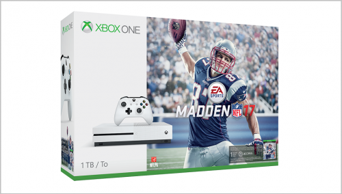 Two New Xbox One S Bundles Featuring Madden And Halo Announced