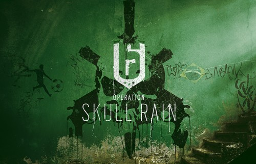 Rainbow Six Siege: Operation Skull Rain Expansion Coming August 2nd