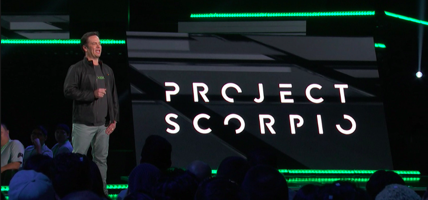 Xbox One Project Scorpio Receives Trade In Programs
