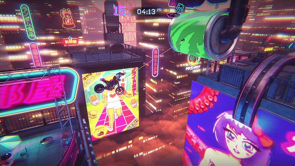 Trials of the Blood Dragon Gets a Unique Demo Promotion