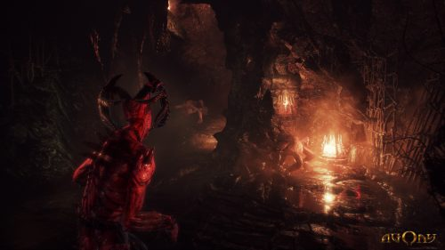 'Agony' announced at Gamescom 2016