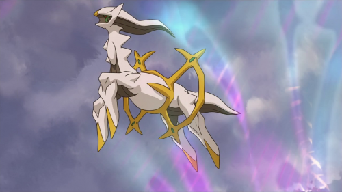 Arceus Distribution Now Live For Pokemon Omega Ruby/Alpha Sapphire & Pokemon X/Y