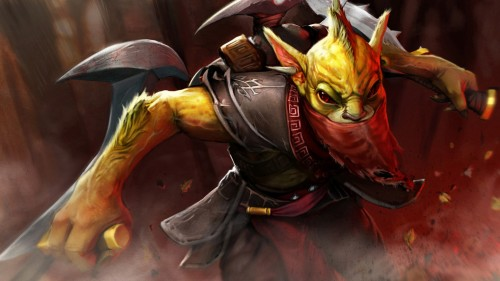 Dota2_Bounty_Hunter