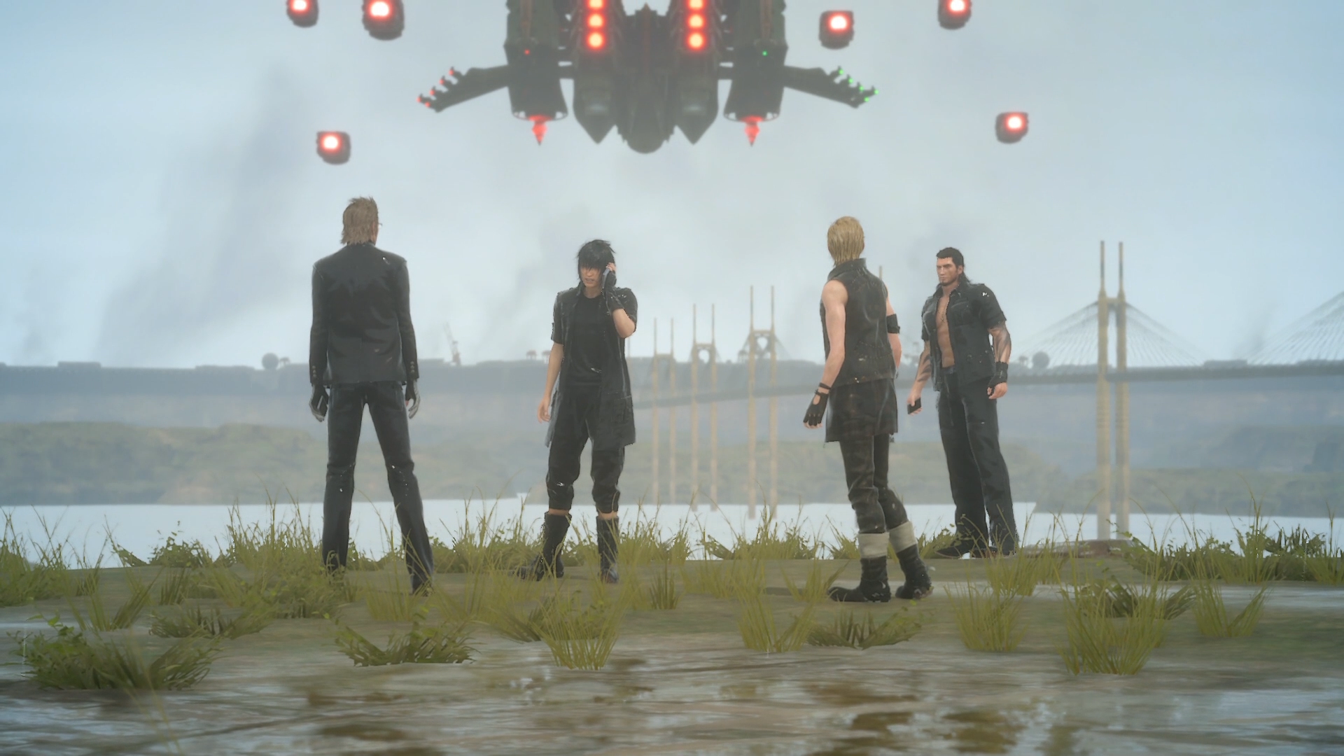 Square Enix Shows Off An Hour Of Footage From Final Fantasy XV