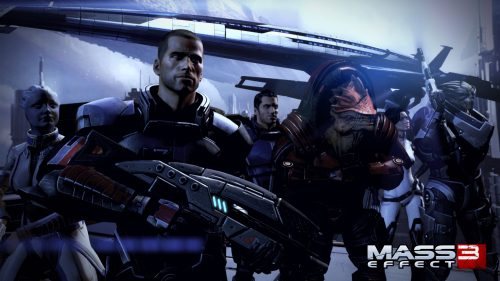 Mass Effect Andromeda Deluxe Edition Leaked Ahead Of Announcement