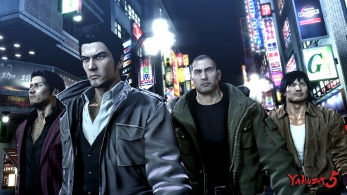 Sega May Produce Remakes Of Yakuza 2, 3, 4, & 5