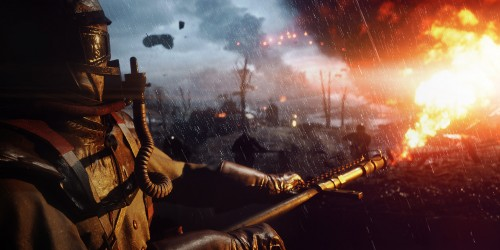 Battlefield 1 Open Beta Now Available