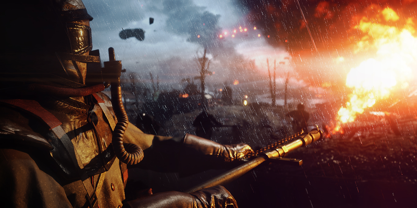 New Battlefield Title To Be Revealed This Month