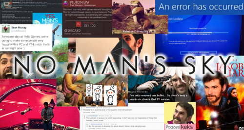 Hype, False Advertising, and Refunds: A Look at the No Man's Sky Controversy