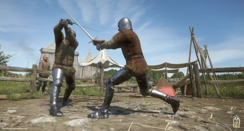 Deep Silver Enters Co-Publishing Deal With Warhorse Studios