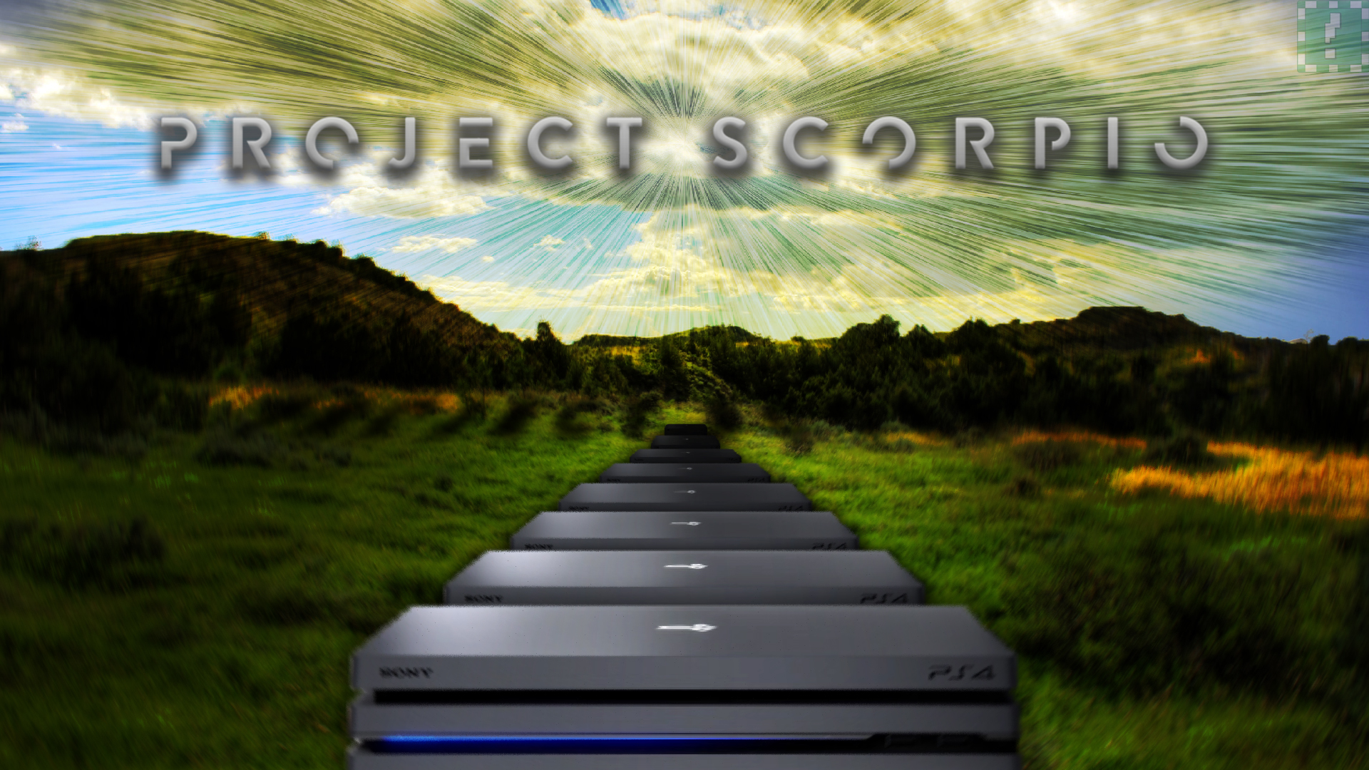 Opinion: Sony's Playstation 4 Pro Paves The Way For Project Scorpio