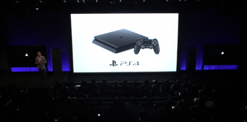 Sony Officially Announces The Playstation 4 Slim At Playstation Event
